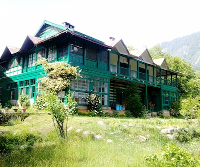 SUNSHINE GUEST HOUSE,Manali